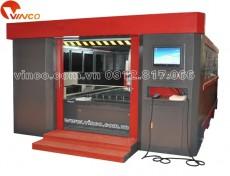Máy cắt laser fiber ST-1530-400W