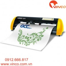Máy cắt chữ decal GCC EXPERT 24 Đài Loan