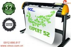 Máy cắt chữ decal GCC Expert 52 Đài Loan