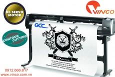 Máy cắt chữ decal GCC RX series Đài Loan