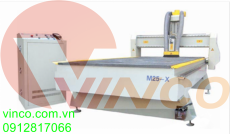 Máy CNC cắt Inox dùng cho quảng cáo