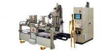 Máy CNC chuyên làm mộng Oval chân ghế, tay ghế - Model: VIVA (LH 0912 817 066)