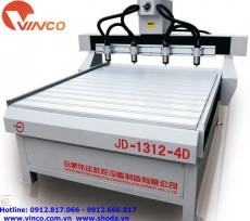 Máy đúc tượng CNC 3D, 4D