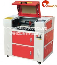 Mini Craft-Work Laser Engraving and Cutting Machine RJ5030