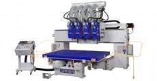 Máy CNC phay gỗ Shoda NC2001