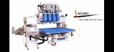 Router CNC - Model: NC-2001 (Xuất xứ: Shoda - Nhật) LH 0912 817 066