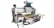 Máy CNC phay gỗ Shoda SNC21-1326