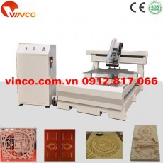 Woodworking cnc router with ce v1325 atc