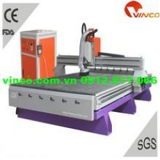 Working table cnc router wood carving